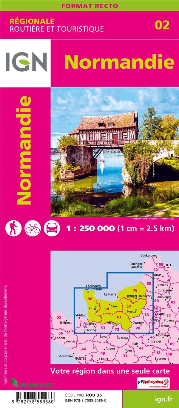 NR02 ; Normandie (2e édition)