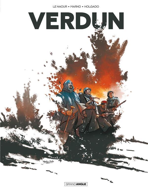 Verdun ; INTEGRALE T.1 A T.3