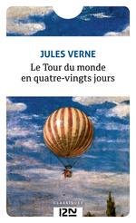 Vente Livre Numérique : Le tour du monde en quatre-vingts jours