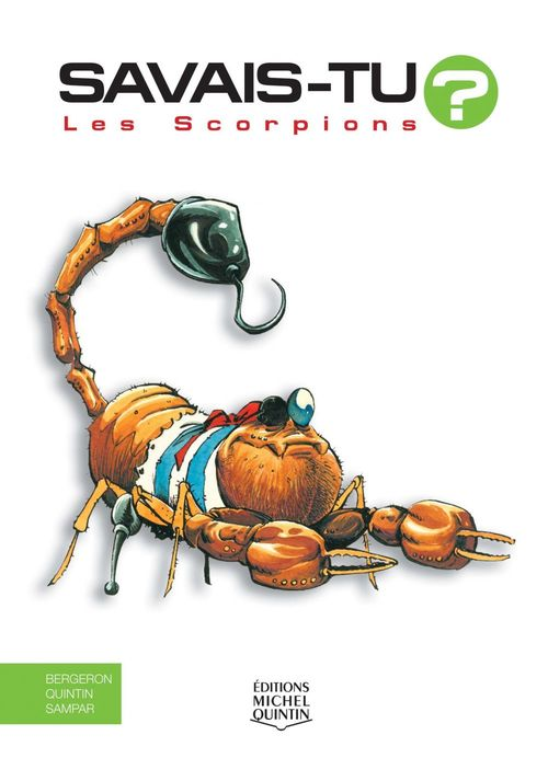 SAVAIS-TU ? ; les scorpions