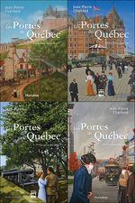 Vente Livre Numérique : Les Portes de Québec - Coffret  - Jean-Pierre Charland