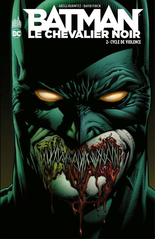 Batman - le chevalier noir T.2 ; cycle de violence  - Gregg Hurwitz  - Paul Jenkins  - David Finch