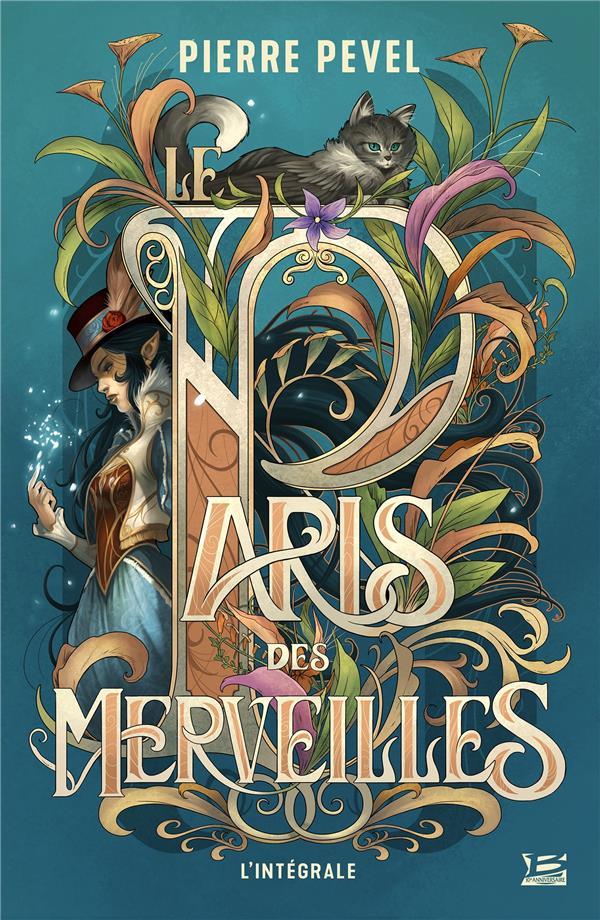 Le Paris des merveilles ; INTEGRALE T.1 A T.3