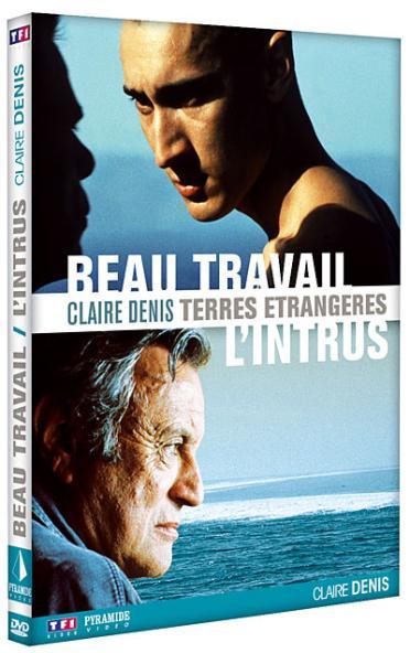 Claire Denis - Terres étrangères - Coffret - Beau travail + L'intrus