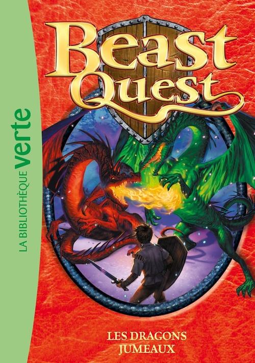 Beast Quest 07 - Les dragons jumeaux