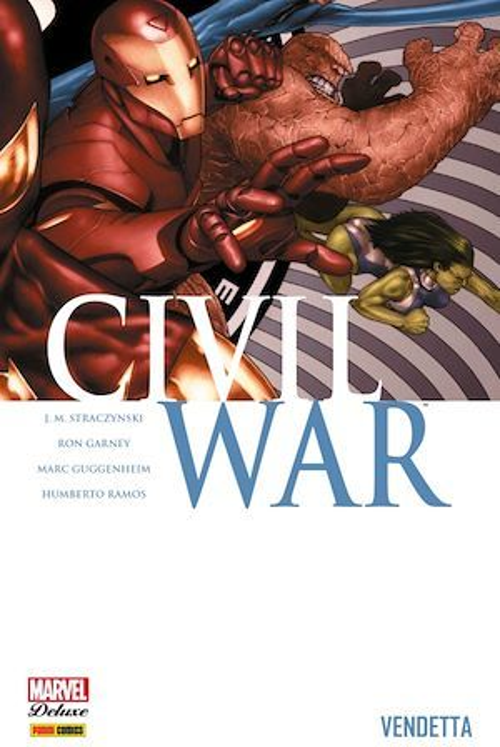 Civil War T02 - Vendetta