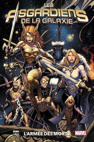 Les Asgardiens de la Galaxie (2018) T01