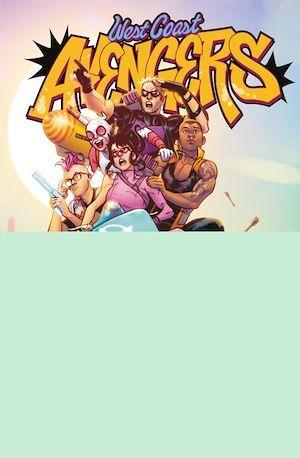 West Coast Avengers : Les meilleurs de l'ouest