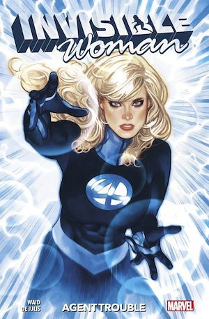 Invisible Woman (2019) : Agent Trouble