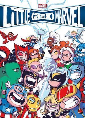 Little Marvel: AvsX