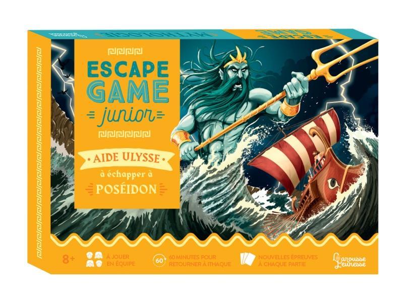 Escape game junior ; mythologie
