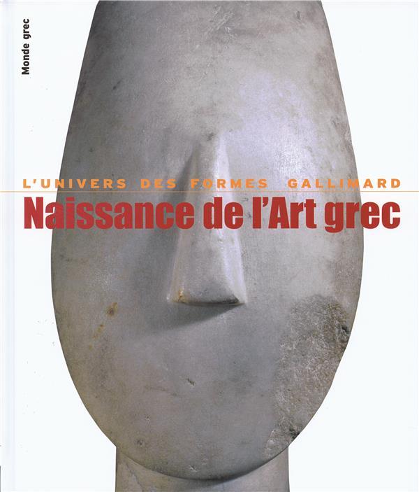 naissance de l'Art grec