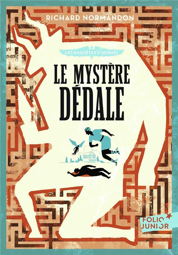 Les enquêtes d'Hermès T.1 ; le mystère Dédale