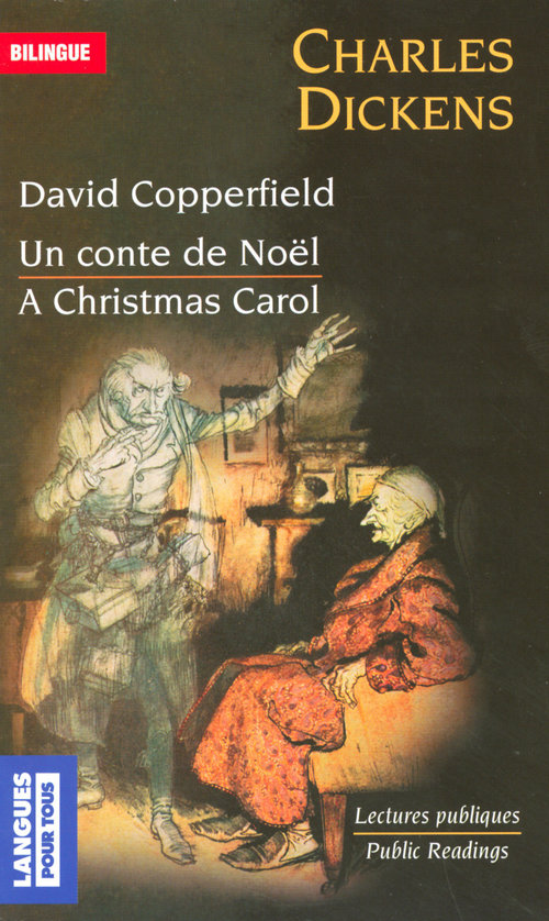 David Copperfield ; un chant de Noël ; David Copperfield ; a Christmas carol
