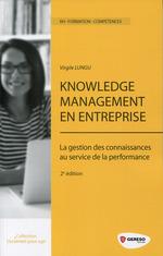 Vente Livre Numérique : Knowledge management en entreprise  - Virgile Lungu