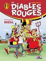 Vente Livre Numérique : Les Diables Rouges T01  - Philippe Bercovici - Andre Lebrun