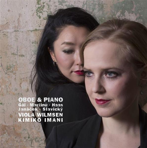 oeuvres pour hautbois d'amour et piano. Wilmsen, Imani.