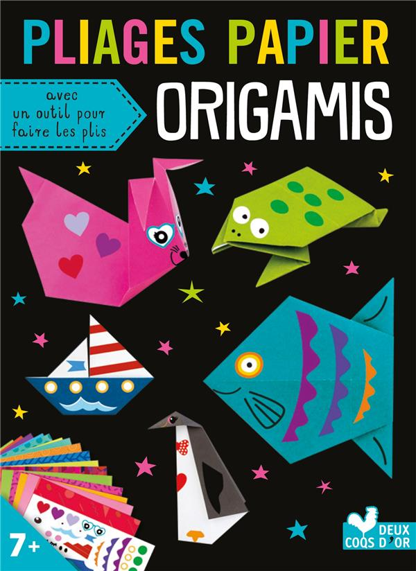Pliages Papier ; Origamis