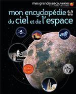 Couverture de Mon encyclopédie 6-9 ans du ciel et de l'espace