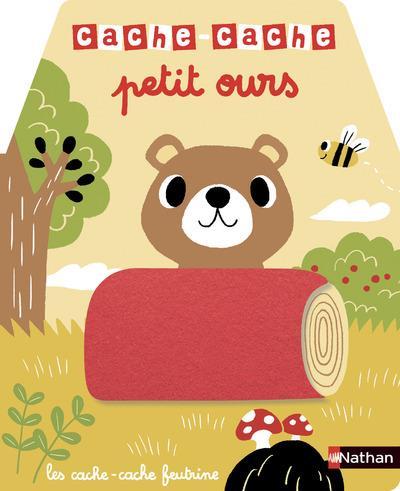 CACHE-CACHE ; petit ours