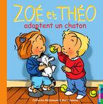 Vente EBooks : Zoé et Théo adoptent un chaton (T31)  - Catherine Metzmeyer - Marc Vanenis