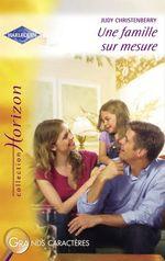 Vente Livre Numérique : Une famille sur mesure (Harlequin Horizon)  - Judy Christenberry