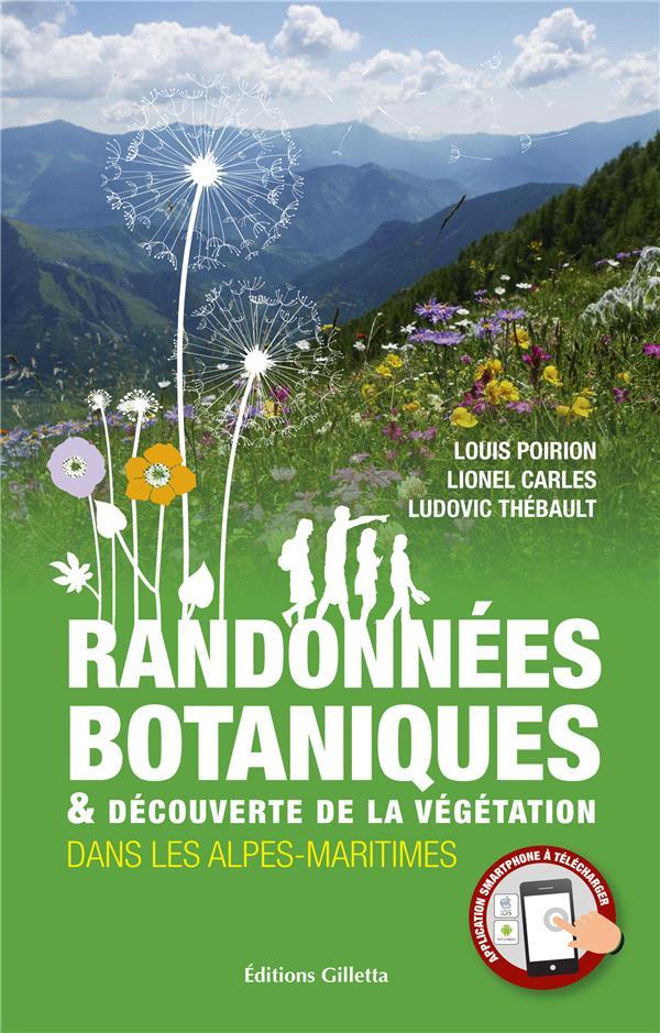 randonnées botaniques & découverte de la végétation dans les Alpes-Maritimes