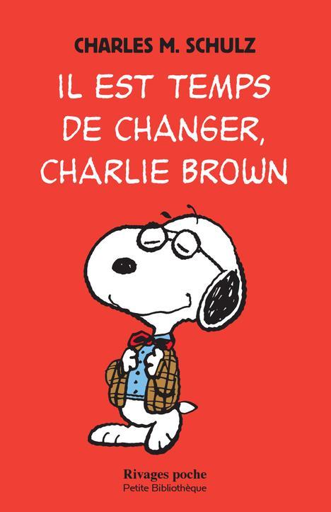 il est temps de changer, Charlie Brown