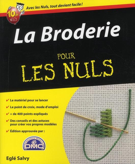 La Broderie Pour Les Nuls