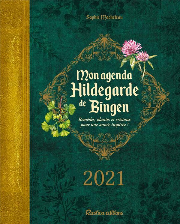 Mon agenda Hildegarde de Bingen (édition 2021)