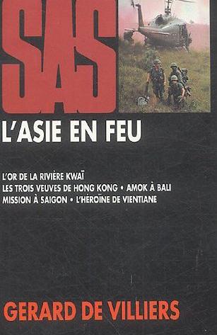 SAS ; thématique ; l'Asie en feu