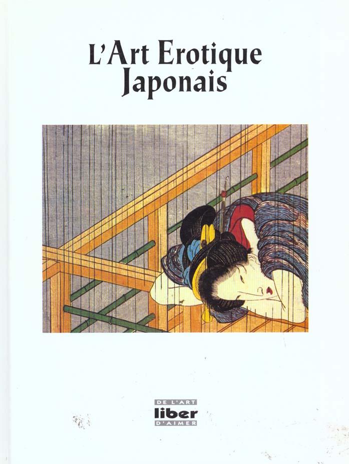 L'art erotique japonais