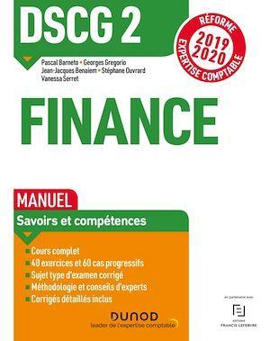 DSCG 2 Finance - Manuel