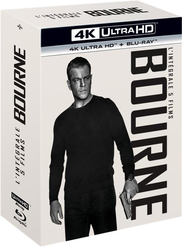 Bourne - L'intégrale 5 films