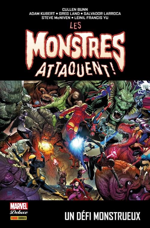 Les monstres attaquent ! : Un défi monstrueux