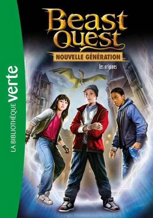 Beast Quest - Nouvelle génération 01 - Les origines