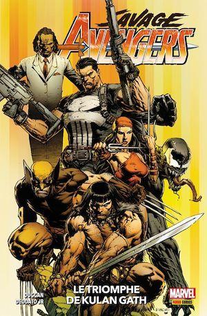 Savage Avengers (2019) T01