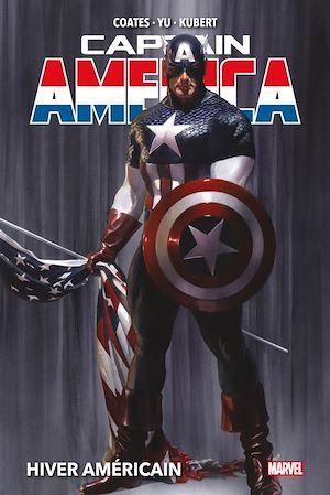Captain America (2018) T01