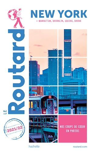 Guide du Routard New York 2021