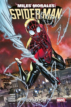 Miles Morales: Spider-Man (2019) T01