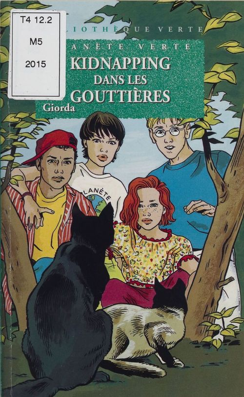 Kidnapping dans les gouttieres