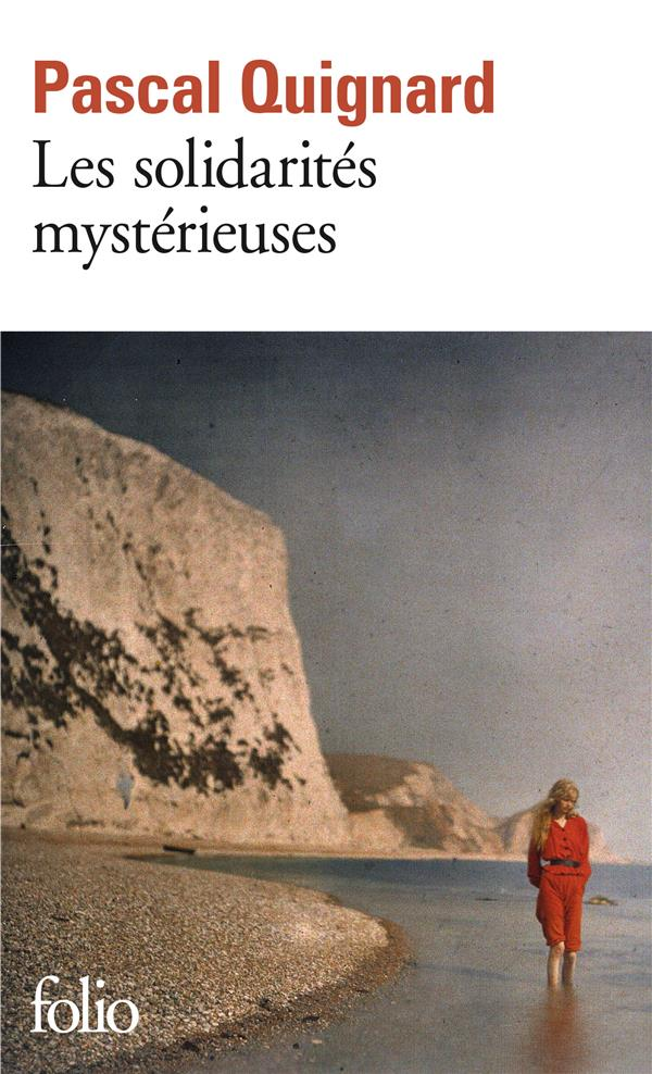 Les solidarités mystèrieuses