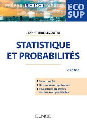 Statistique et probabilités (7e édition)