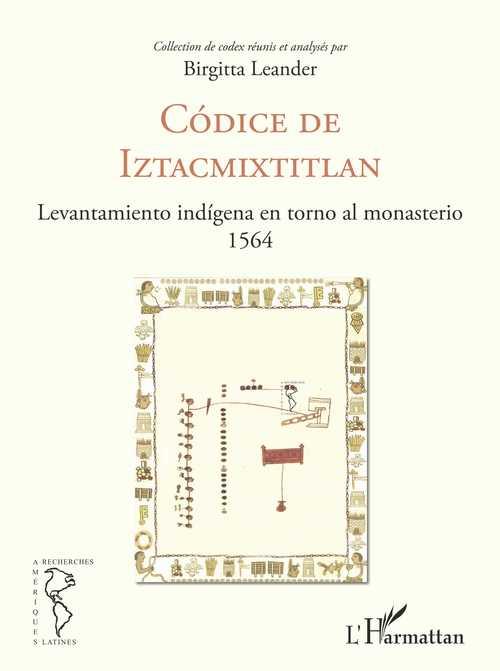 Codice de Iztacmixtitlán ; levantamiento indígena en torno al monesterio 1564