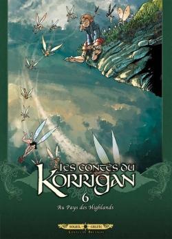 Les contes du Korrigan T.6 ; au pays des Highlands