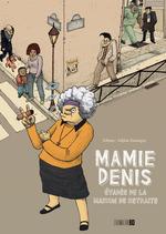 Mamie Denis évadée de la maison de retraite  - Adjim Danngar - Christophe Ngalle Edimo
