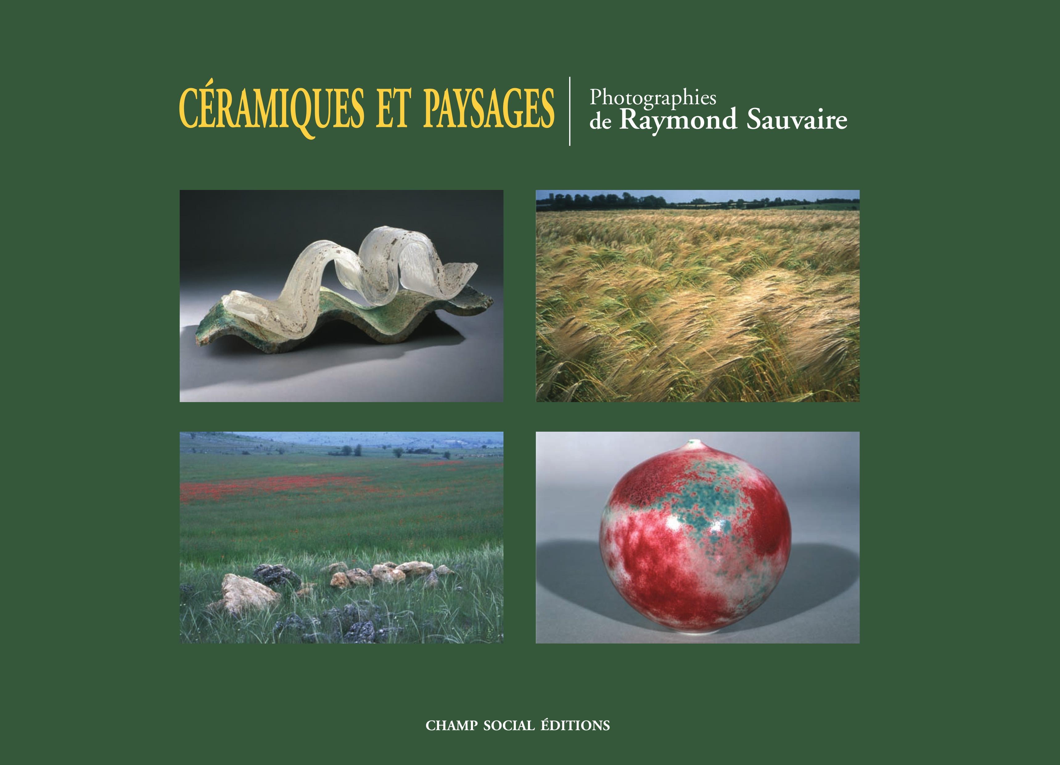 Céramiques et paysages