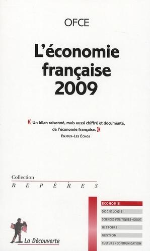 L'économie française (édition 2009)