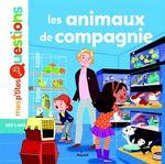 Vente Livre Numérique : Les animaux de compagnie  - Pascale Hédelin - Colonel Moutarde