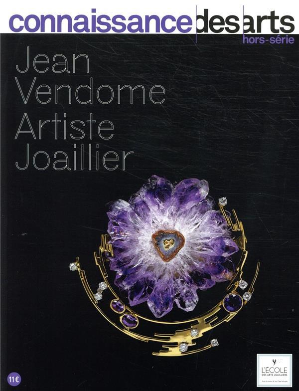 Connaissance des arts hors-serie n.917 ; jean vendome, artiste joaillier